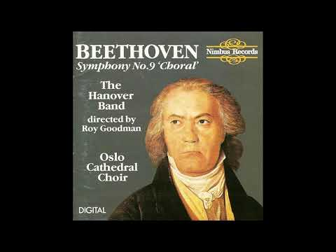 Symphony No.9 in D minor ''Choral'' - Ludwig van Beethoven