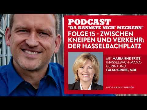 """Podcast """"Da kannste nich´ meckern..."""" - Folge 15 - Zwischen Kneipen und Verkehr: Der Hasselbachplatz"""