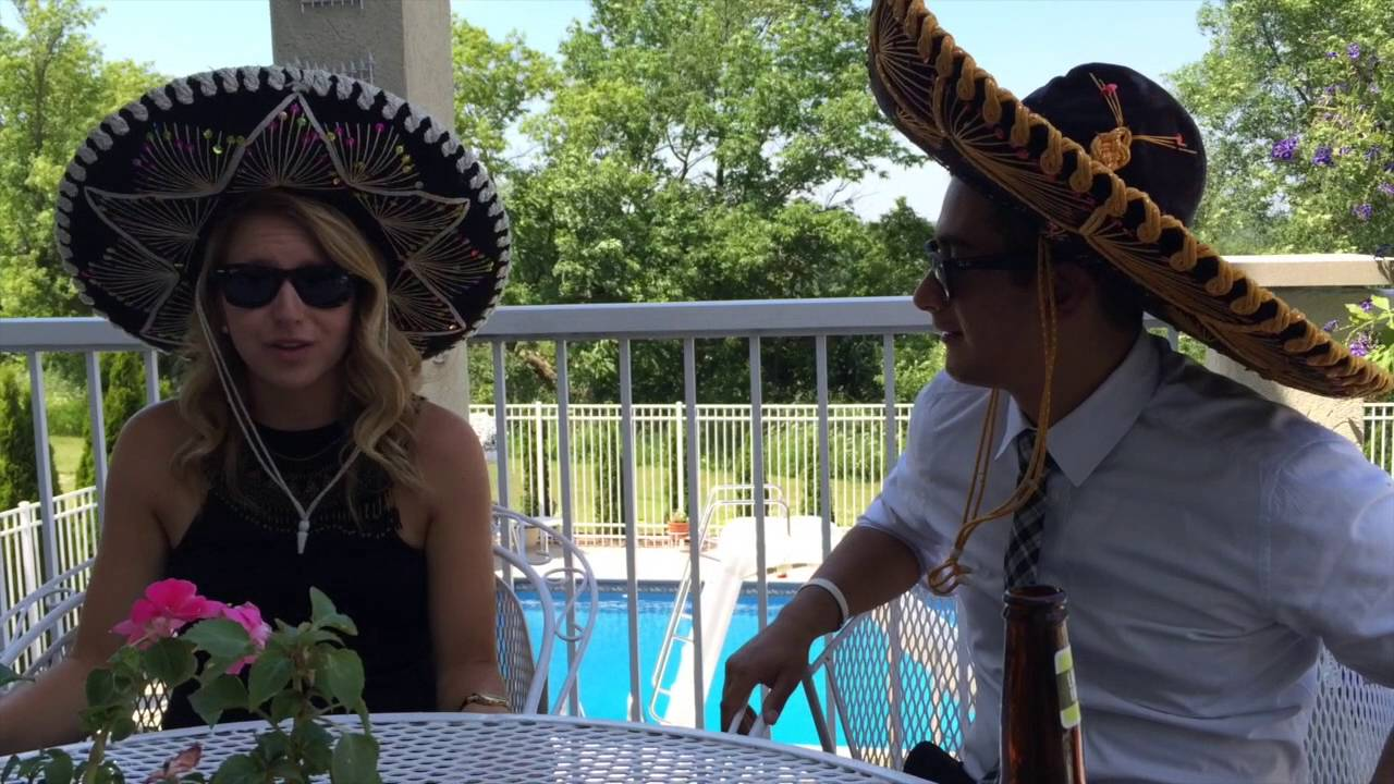 My Fat Mexican Wedding Wklh Danny Cortez And Karly Horowitz