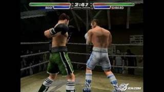 Rocky Legends PlayStation 2 Gameplay - Battle of the
