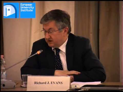 Sir Richard J. Evans - Writing the History of 19th-century Europe: the Global Context