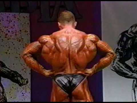 Дориан Ятс [Мистер Олимпия 1996] [Rus]