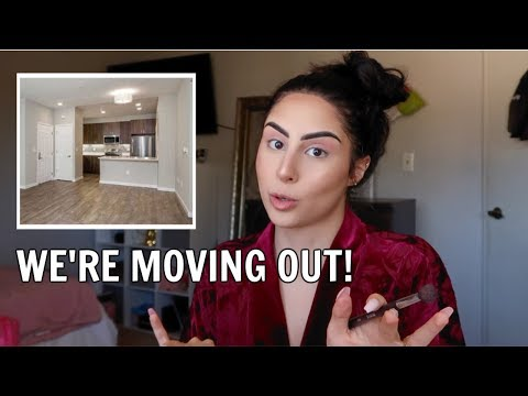 Apartment Hunting Vlog We're moving out??