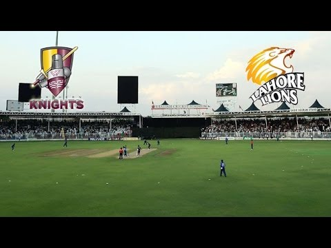 Northern Districts v Lahore Lions 3rd Match (Full) Champion League T20 14 - Sep - 2014