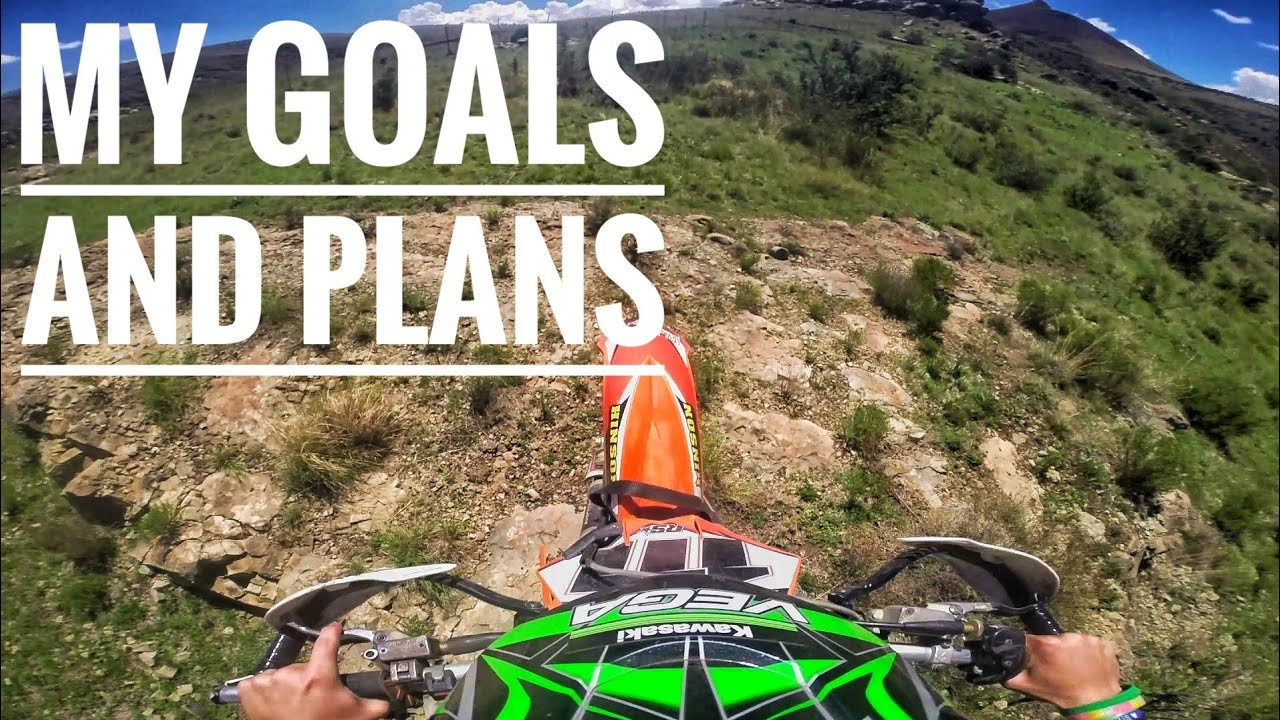 My plans and goals |Dirtbike echo|