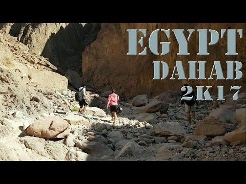 Adventures in Dahab, Egypt, travel vlog (Montage) 2017