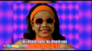 Jangan Marah - Trio Kwek Kwek - The Song For Kids Official