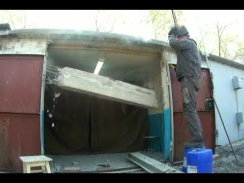 видео: Апгрейд гаражных ворот своими руками