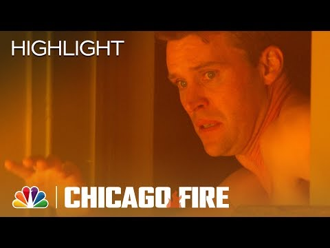 A Fire at Casey's Apartment - Chicago Fire (Episode Highlight)