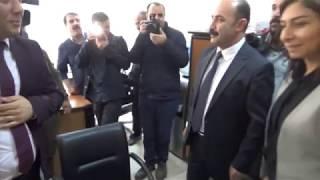 HDP'li Başkan Karaman mazbatasını aldı!