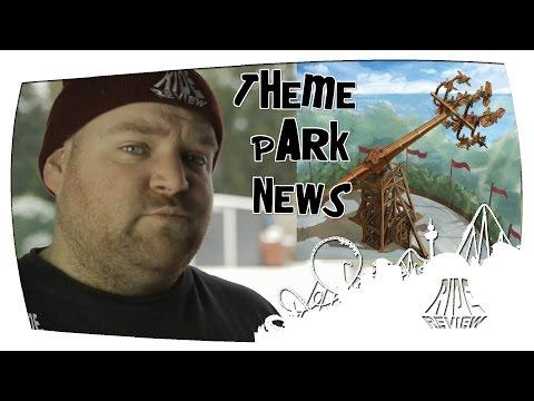 Europa Park wird größer und Hansa Park bekommt Neuheiten - Theme Park News #94