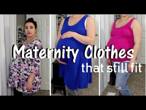 Maternity Clothes That Still Fit Essentials First Second Third Trimesters