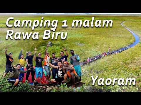 Camping Rawa Biru Merauke (Safana Yaoram)