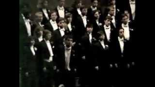 Fern Hill Yale Glee Club 1990 w. Dylan Thomas m. Fenno Heath, soloist: Tom Porter