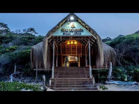 Machangulo Beach Lodge in Mozambique