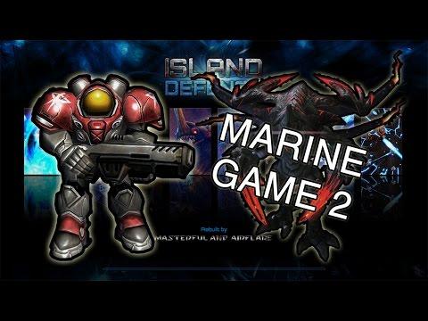 Marine | Bad Titan = Fast Game | Island Defense V2.0