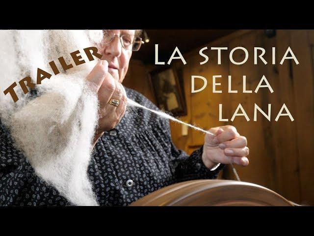 TRAILER La filatrice e la storia della lana a Livigno