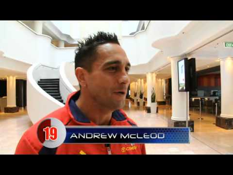 Inside 60 with Andrew McLeod - Before The Game - 22/08/2009