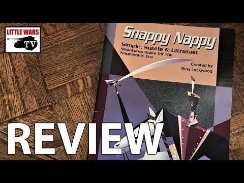 Snappy Nappy Rule Review - YouTube