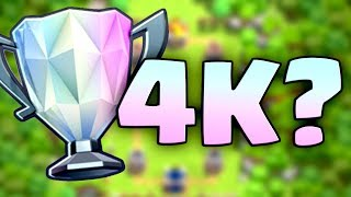 LEGENDARY PULL? LADDER ON MAIN, ACTION GAMES! CAN WE GET A NEW PERSONAL BEST? CLASH ROYALE
