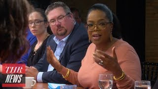 Oprah Winfrey Leads Debate on Trump for '60 Minutes,' Fails to Heal Country | THR News