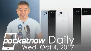 Google Pixel 2 rocks! The Pixelbook impresses & more   Pocketnow Daily