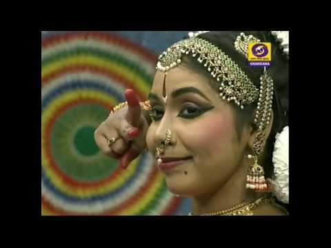 Indian Classical  Dance Bharatanatyam Chaitra  R jagadish