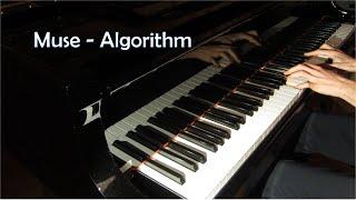 MUSE - Algorithm (piano cover)