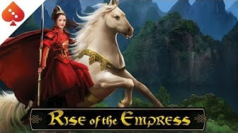 Free Slots to Play for Fun: Rise of the Empress Online Slot - ZZZSLOTS