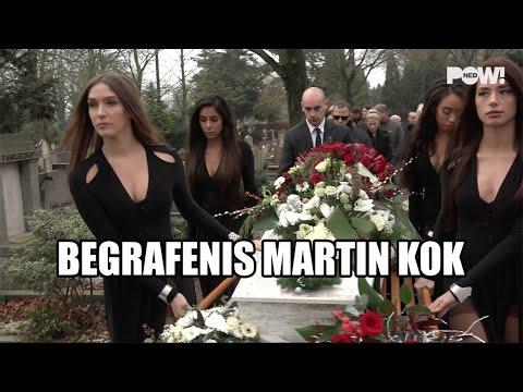 Exclusief: de begrafenis van Martin Kok