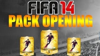 FIFA 14 - 2500 FIFA POINTS PACK OPENING !