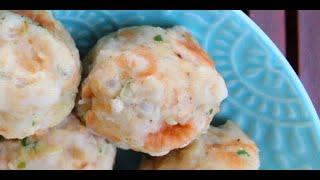 Bread Dumplings Recipe - Czech Bread Dumpling Tutorial - Bread Dumplings