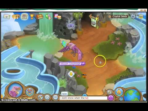 Image of: Wiki Crystal Sands Animal Jam Journal Youtube Crystal Sands Animal Jam Journal Youtube