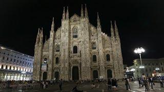 Италия: Миланский собор / Italy: Milan Cathedral(Экстерьер и интерьер Миланского кафедрального собора (Дуомо) / Milan Cathedral (Il Duomo) - inside and outside СМОТРИТЕ ТАКЖЕ..., 2016-06-24T09:59:27.000Z)