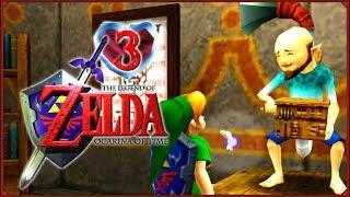 The Legend of Zelda: Ocarina of Time #3 - Zgubiony w lesie!