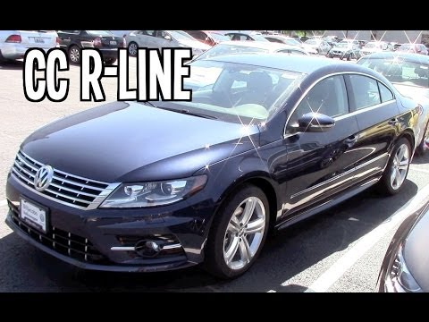 2014 volkswagen cc r line 2 0 review youtube. Black Bedroom Furniture Sets. Home Design Ideas