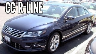 Volkswagen CC R-Line 2013 Videos