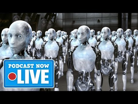 Should Robots Have Rights? - Podcast Now Live Ep.52 (T.2)