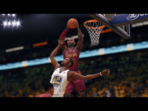 NBA LIVE 2018 Finals Cleveland Cavaliers vs Golden State Warriors Full Game 1 NBA Finals LIVE 18