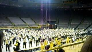 Iowa Hawkeye Marching Band - Hey Jude