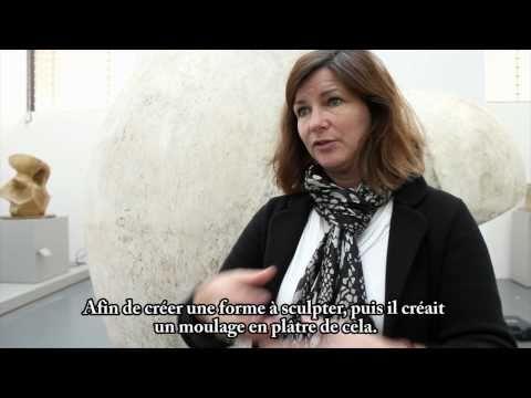 Exposition Henry Moore - III. Interview d'Anita Feldman
