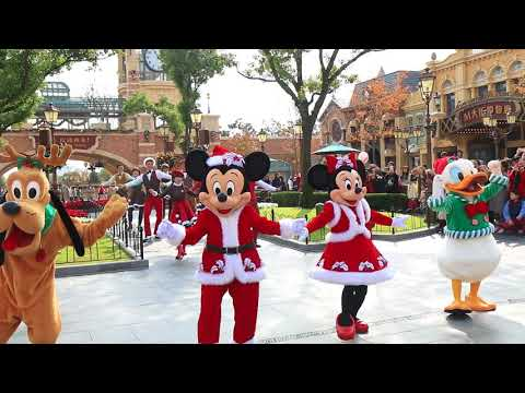 Christmas Swing - Shanghai Disneyland - Shanghai Disney Resort