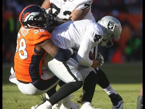 Oakland Raiders vs Denver Broncos - December 28, 2014 Week 17 - Recap