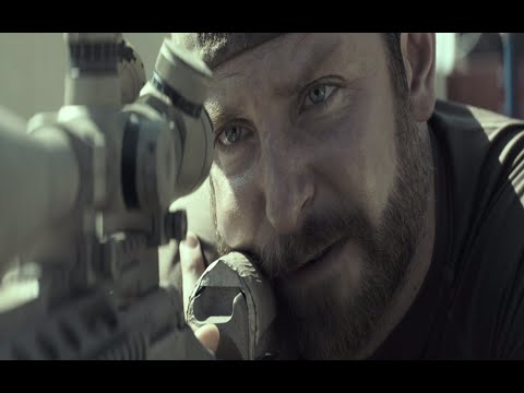 Trailer do filme Sniper Americano