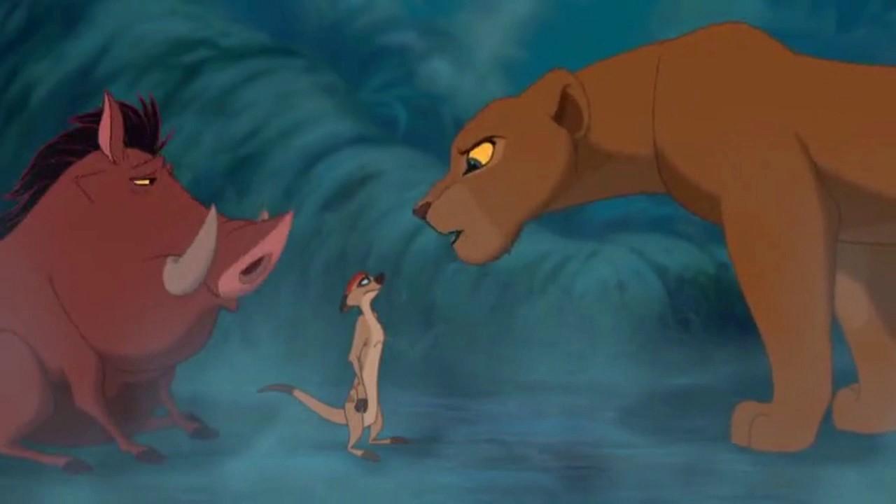 Download The lionk king- ο βασιλιάς των λιονταριών: Simba goes back (greek)