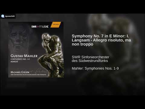 Michael Gielen Mahler Symphony No 7