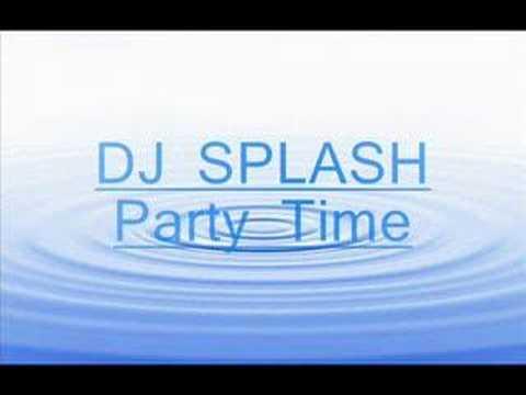 DJ Splash - Party Time