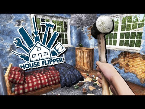 Buy! Renovate! Sell! - Home Renovation Simulator - House Flipper Gameplay