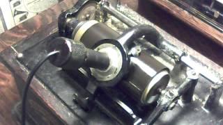 mississippi gal / ernest tubb / custom cylinder recording