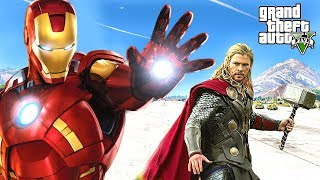 IRONMAN VS THOR!!! Please help me get to 1000000 Subscribers by cli...